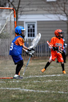 Boys 3rd & 4th grade Lacrosse 04-06-2013
